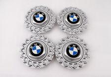 """4x BMW E30 Nabendeckel Felgendeckel Emblem BBS 15"""" 16"""" Kreuzspeiche"""