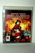 COMMAND & CONQUER RED ALLERT 3 ULTIMATE USATO SONY PS3 ED ITALIANA PAL RS2 44223