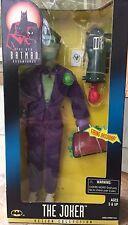 "New Batman Adventures The Joker 12"" Inch  Figure Hasbro Kenner 1997 Mint in Box"