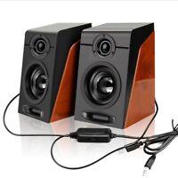 Notebook Computer Speakers Desktop Computer Mini Speaker Multimedia USB Speaker