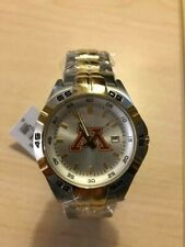 Minnesota Golden Gophers Fossil watch new with tags and box
