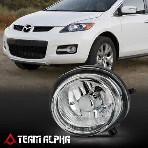 Fits 2004-2014 Mazda 5/6/CX9/MPV/MX5/Miata [LH Driver Side] OE Bumper Fog Light