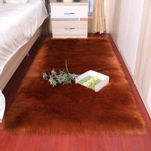 Bedroom Carpet Soft Furry Rug Carpet Floor Mats Living Room Carpet Area Rug