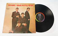 Introducing.. The Beatles VJLP 1062 LP w/ Please Please Me Comma Misprint Vinyl