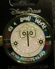 DISNEY It's a Small World 50th Anniversary New York Worlds Fair Pin LE 2000 PIN