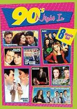 90's Night In: 8-Movie Set (DVD Set) Jersey Girl, The Suburbans....  *Brand New*