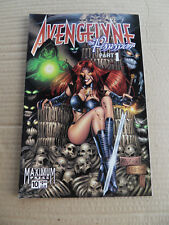 Avengelyne (vol 2) 10 max. press 1997. fn/vf