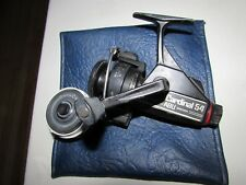 A1 vintage original abu sweden cardinal 54 trout spinning fishing reel + spool .