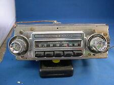 1963 OLDSMOBILE AM PUSH BUTTON RADIO