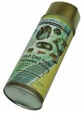 64-81 GM Gold Zinc Cadmium Plating iridescent Color Spray Paint Booster Bracket