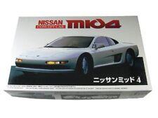 Fujimi 1/24 Nissan Mid 4 Concept car model kit From Japan F/S