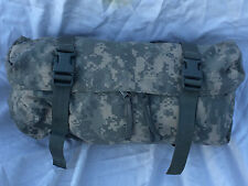 MOLLE II WAIST PACK, ARMY ACU DIGITAL CAMO, U.S. ISSUE ***  GOOD CONDITION
