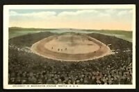 1910 University of Washington Stadium Vintage Postcard