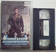 VHS FILM Ita Azione IL VENDICATORE eagle home video 90 min ex nolo no dvd(VH38