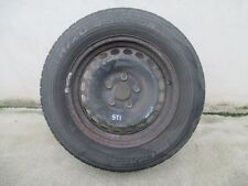 "15"" Reserverad Stahlfelge 195 65 VW Passat 3B 3BG 6x15 ET37 3B0601027D 5x112"