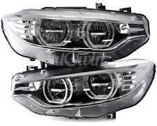 BMW 4 SERIES F32 F33 HEADLIGHT FULL LED ADAPTIVE LEFT RIGHT SIDE ORIGINAL NEW