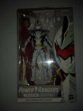 Hasbro ?? Lightning Collection ?? Power Rangers Dino Thunder White Ranger 6?