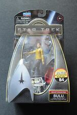 STAR TREK GALAXY COLLECTION SULU WITH BRIDGE PART B4 2009 (STILL CARDED)
