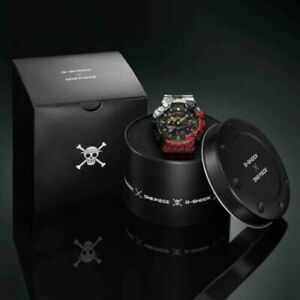 Casio G-shock One Piece Ga-110JOP-1A4ER Watch-Limited Edition With Branded Box