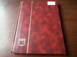ANDORRA stamp collection - stockbook - good sorter