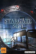 "Stargate SG1 Series 1-10 & The Ark of Truth/Continuum DVD Box Set R4 ""On sale"""