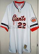 MITCHELL & NESS SAN FRANCISCO GIANTS JACK CLARK JERSEY 1982 60 4XL NWT 2004