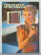 Rittenhouse Spartacus Vengeance Viva Bianca as Ilithyia Costume Wardrobe Relic