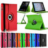 "For Apple iPad 10.2"" 2019 (7th Generation) 360°Rotating Leather Smart Case Cover"