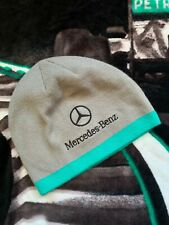 Mercedes AMG Petronas 2012 F1 team issue PUMA beanie winter hat