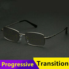 Full-frame Progressive Transition Multifocal Anti Blue Reading Distance glasses