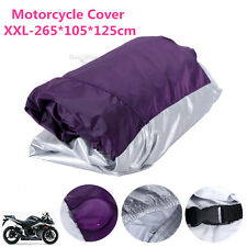 XXL Waterproof Motorcycle Cover Fit Kawasaki Vulcan VN Classic Custom 900 DOT
