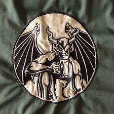 Stone Brewing Dickies Workshirt Large Embroidered Gargoyle Olive Drab