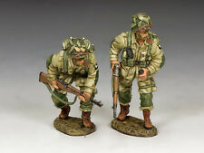 DD288-2 US Paratroopers Moving Forward..Cauti (101st Airborne) by King & Country