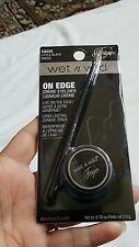 WET N Wild Fergie ON EDGE CA025 LITTLE BLACK DRESS BLACK CREME EYELINER WATERPRO