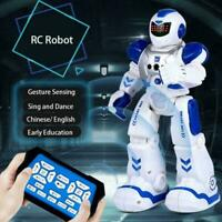 Smart Remote Control Robot Toy For Kids RC Programmable Intelligent RC Gift L4L4