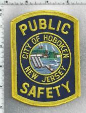 City of Hoboken Public Safety (New Jersey) 1st Issue Shoulder Patch