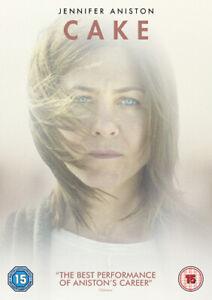 Cake DVD (2015) Jennifer Aniston, Barnz (DIR) cert 15 FREE Shipping, Save £s