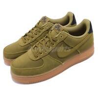 Nike Air Force 1 07 LV8 Style Camper Green Gum Brown Mens AF1 Shoes AQ0117-300