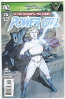 Power Girl 25 2nd Series DC 2011 FN VF Sami Basri Batman
