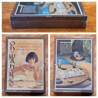New! Vintage 1962 Oh-Wah-Ree 3M Bookshelf Board Game - Factory Sealed