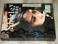 MusicCD4U Guan Shu Yi Autograph CD DVD All For Shirley Kwan Suk Yee 签名版