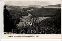 Junkerbachtal Thüringen DDR Postkarte ~1958 Blick auf die Ölschröte ungelaufen