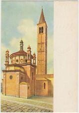 MILANO - IL CAMPANILE DI S.EUSTORGIO - COLLEZIONE DI VILLA CLERICI 1972