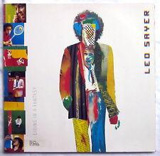 LP (N) - Living in a Fantasy-Leo sayer