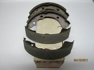85-88 Chevrolet Sprint Pontiac Firefly Brake Shoes NORS R550