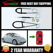 VW Volkswagen New Beetle Anteriore Sinistro Della Finestra Regolatore Riparazione Kit Nuovo