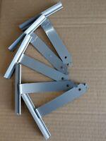 5 x Mini Rolladen Aufhängefeder Aufhängung Rollladen Stahlbänder Federn