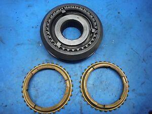SM465 Chevrolet Granny low 4 speed transmission 3-4 hub & slider w/ synchro ring