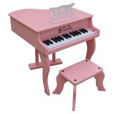 Schoenhut 30 Key Pink Fancy Baby Grand Piano