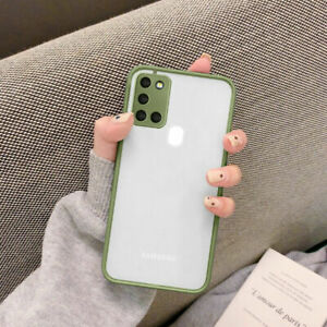 Shockproof Lens Protect Hard Case Cover For Samsung Galaxy A11 A31 A21S A71 A51